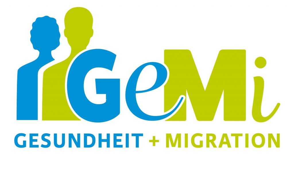 Logo von GeMi Gesundheit und Migration